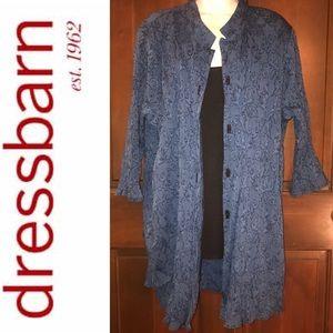 Dress Barn Gorgeous Button Down